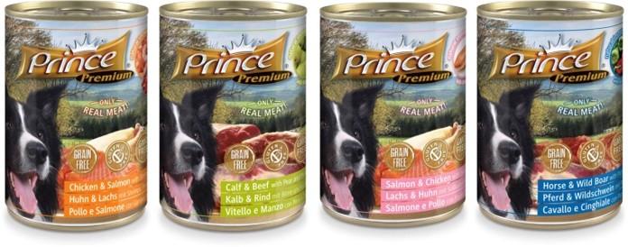 karmy mokre dla psów
