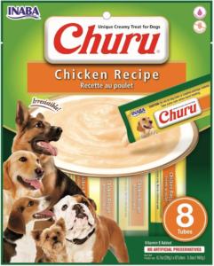 Zobacz większe CHURU DOG Kremowe PRZYSMAKI DLA PSÓW Kurczak