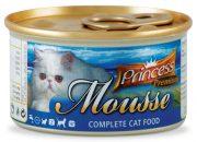 karma mokra dla kota mus Mousse