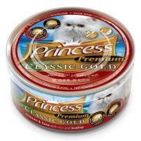 karma dla kotów z problemami urologicznymi Princess Premium Gold 170gr